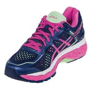 ASICS GEL-KAYANO 22 Womens Running Sneakers Size 8